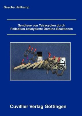 Synthese von Tetracyclen durch Palladium-katalysierte Domino-Reaktionen, Sascha Hellkamp