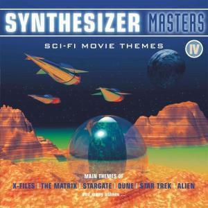 Synthesizer Masters Vol.4, Diverse Interpreten