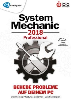 System Mechanic 2018 Pro