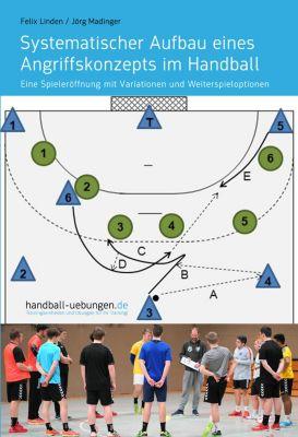 Systematischer Aufbau eines Angriffskonzepts im Handball, Jörg Madinger, Felix Linden
