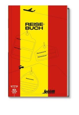 SZ Literaturkoffer, Reisebuch Spanien
