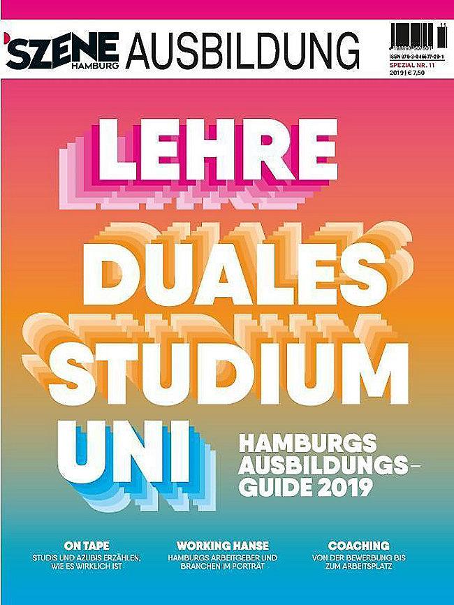 Szene Hamburg Ausbildung 2019 Buch Bei Weltbildde Bestellen