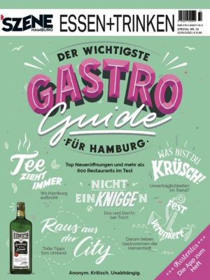 Szene Hamburg Essen+Trinken 32/2019 -  pdf epub