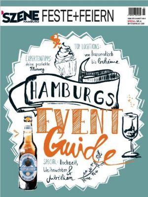 SZENE HAMBURG - FESTE FEIERN 2017/2018, Jenny Wirschky, Sophia Herzog, Lena Wirschky