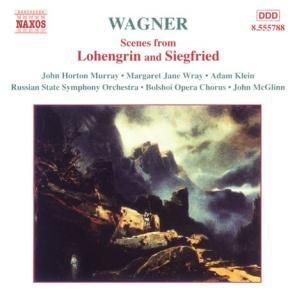 Szenen aus Lohengrin und Siegfried, Mcglinn, Murray, Wray, Klein