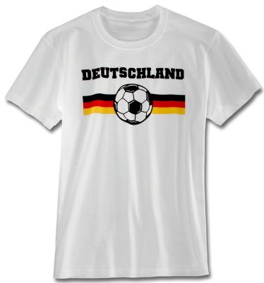 T-Shirt Deutschland (Größe: L)