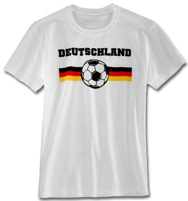 T-Shirt Deutschland (Größe: XXL)
