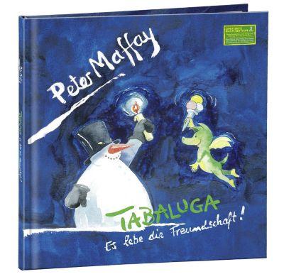 Tabaluga - Es lebe die Freundschaft! (Limitierte Buch-Edition, 2 CDs), Peter Maffay