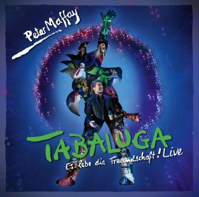 Tabaluga - Es lebe die Freundschaft! - Live (2 CDs), Peter Maffay