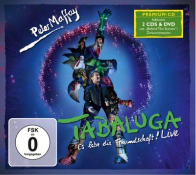 Tabaluga - Es lebe die Freundschaft! - Live (Limitierte Premium Edition, 2 CDs + DVD), Peter Maffay