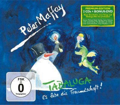Tabaluga - Es lebe die Freundschaft! (Premium Edition, 2 CDs+DVD), Peter Maffay