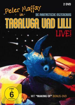 Tabaluga und Lilli-Live!, Peter Maffay
