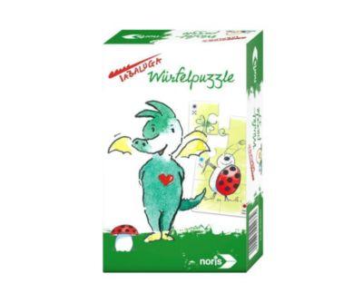 Tabaluga Würfelpuzzle (Kinderspiel)