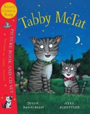 Tabby McTat, w. Audio-CD, Julia Donaldson, Axel Scheffler