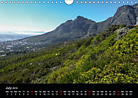 Table Mountain One of the Seven Wonders of Nature (Wall Calendar 2019 DIN A4 Landscape) - Produktdetailbild 7