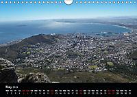 Table Mountain One of the Seven Wonders of Nature (Wall Calendar 2019 DIN A4 Landscape) - Produktdetailbild 5