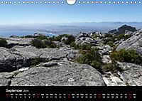 Table Mountain One of the Seven Wonders of Nature (Wall Calendar 2019 DIN A4 Landscape) - Produktdetailbild 9