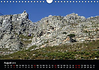 Table Mountain One of the Seven Wonders of Nature (Wall Calendar 2019 DIN A4 Landscape) - Produktdetailbild 8