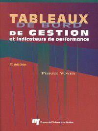Tableaux de bord de gestion et indicateurs de performance, Pierre Voyer