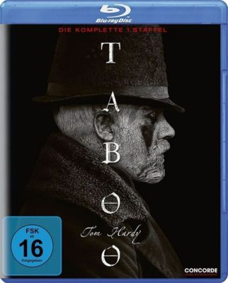 Taboo - Staffel 1, Tom Hardy, Franka Potente
