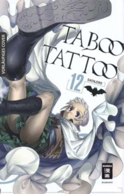 Taboo Tattoo, Shinjiro