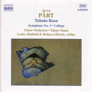 Tabula Rasa/Sinfonie 3, Takuo Yuasa, Ulster Orchestra