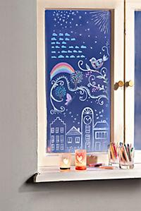 Tafel-& Fenster Pastell-Kreidestifte,24T - Produktdetailbild 2