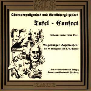 Tafelkonfekt Singt Rathberg, Augsburger Tafelkonfekt
