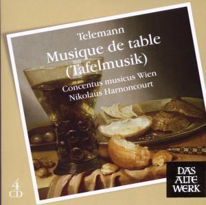 Tafelmusik, Nikolaus Harnoncourt, Cmw