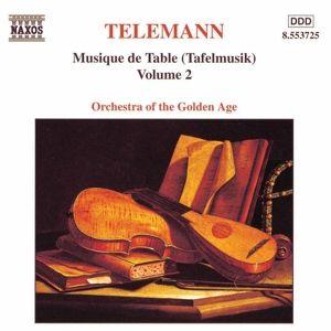 Tafelmusik Vol.2, Orchestra Of The Golden Age