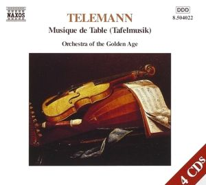 Tafelmusik*Orchestra Of The Go, Orchestra Of The Golden Age