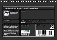 Taffe Begegnungen-Drei Waldkatzen auf Abenteuerreisen (Tischkalender 2019 DIN A5 quer) - Produktdetailbild 13