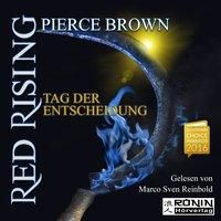 Tag der Entscheidung, 3 MP3-CDs, Pierce Brown
