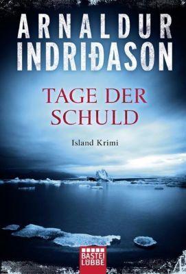 Tage der Schuld, Arnaldur Indriðason