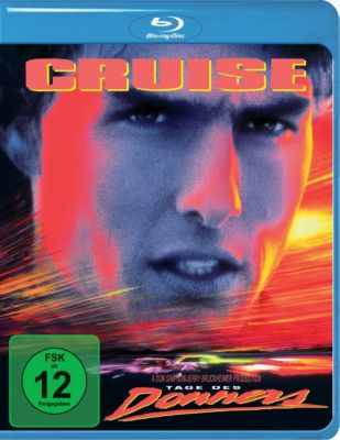 Tage des Donners, Tom Cruise,Randy Quaid Cary Elwes