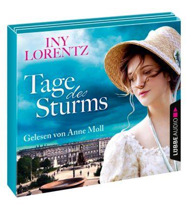 Tage des Sturms, 6 Audio-CDs, Iny Lorentz