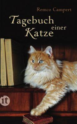 Tagebuch einer Katze - Remco Campert  