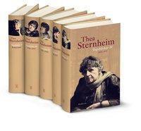 Tagebücher 1903-1971, 5 Bde. m. CD-ROM - Thea Sternheim |