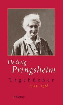 Tagebücher: .7 1923-1928 - Hedwig Pringsheim |