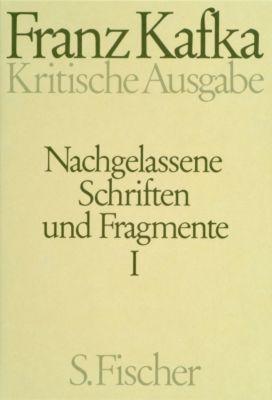 Tagebücher in der Fassung der Handschrift, Textbd. u. Kommentarbd., 2 Bde., Franz Kafka