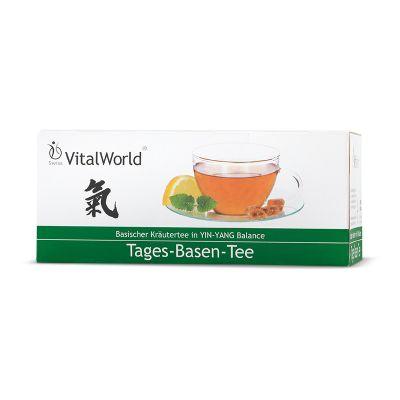 Tages-Basen-Tee Schwimmbeutel, 24 Portionen von VitalWorld