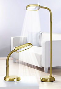 """Tageslicht-Tischleuchte """"Daylight"""" (Farbe: messing) - Produktdetailbild 3"""