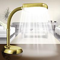 """Tageslicht-Tischleuchte """"Daylight"""" (Farbe: messing) - Produktdetailbild 2"""