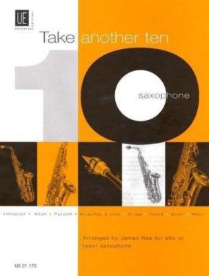 Take Another Ten, für Alt- oder Tenorsaxophon und Klavier