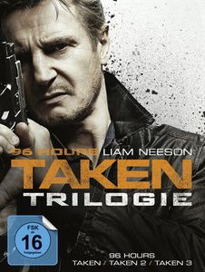 Taken 1 - 3, Luc Besson, Robert Mark Kamen