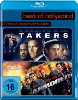 Takers / Armored