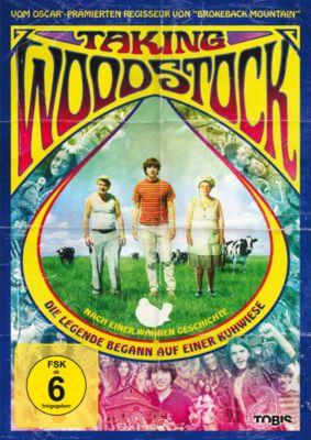 Taking Woodstock, Elliot Tiber, Tom Monte