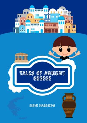 Tales of Ancient Greece, Rishi Harrison