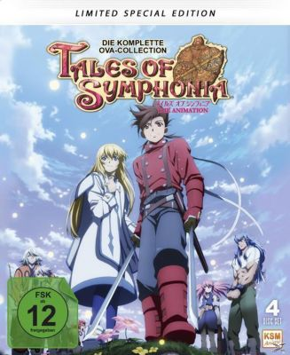 Tales of Symphonia Special Limited Edition, N, A