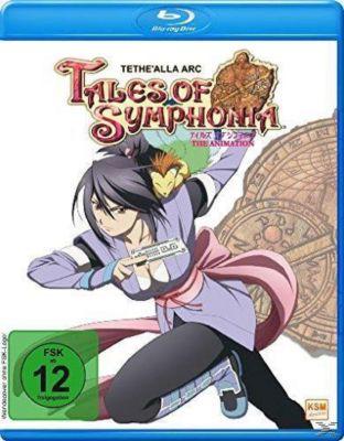 Tales of Symphonia - Tethe'alla Hen, N, A